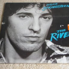 Discos de vinilo: BRUCE SPRINGSTEEN ( THE RIVER ) DOBLE LP33 1980 - HOLANDA CBS. Lote 112157091