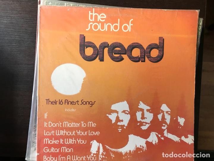 THE SOUND OF BREAD (Música - Discos - LP Vinilo - Pop - Rock - Extranjero de los 70)