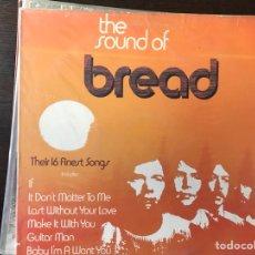 Discos de vinilo: THE SOUND OF BREAD. Lote 112190254
