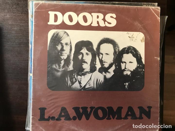L  A  Woman  The Doors