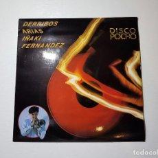 Discos de vinilo: DERRIBOS ARRIAS,,IÑAKI FERNANDEZ,,DISCO POCHO,,GA-024,,. Lote 112200231