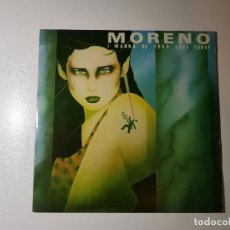 Discos de vinilo: MORENO I WANNA BE YOUR LOVE TODAY,,INDX-107,,. Lote 112200771
