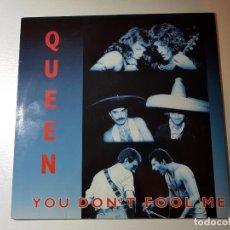 Discos de vinilo: QUEEN,,YOU DON'T FOOL ME,,PARLOPHONE 7243 8 82767 6 4,,. Lote 112201583