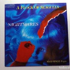 Discos de vinilo: A FLOCK OF SEAGULLS,,NIGHMARES,,F-600829,,. Lote 112203031