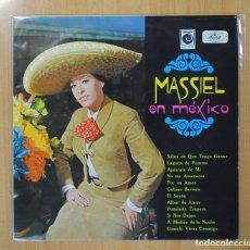 Discos de vinilo: MASSIEL - EN MEXICO - LP. Lote 112206196