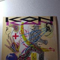 Discos de vinilo: KON KAN,,,MOVE TO MOVE....REF. 781984-1 WX 276. Lote 112206319