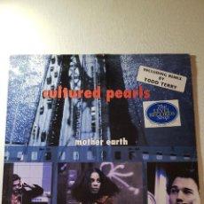 Discos de vinilo: CULTURED PEARLS,,,,, MOTHER EARTH...REF-0630 14956-0. Lote 112209323