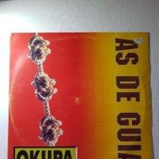 Discos de vinilo: AS DE GUIA,,OKUPA..REF-LT-081-MX. Lote 112210435