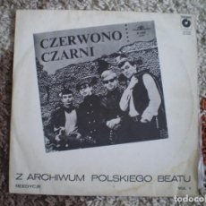 Discos de vinilo: LP. GRUPO AÑOS 60. CZERWONO-CZARNI.. Lote 112214567