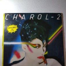 Discos de vinilo: CHAROL-2,,INTENTA SONREIR-EL LOCO MOTORISTA,,1-20.011,,BELTER. Lote 112217923