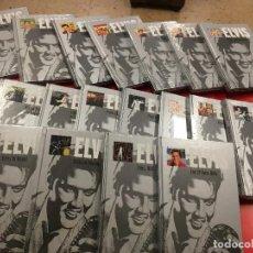 Discos de vinilo: COLECCIÓN ELVIS PRESLEY : 20 CD - LIBROS. Lote 112221439