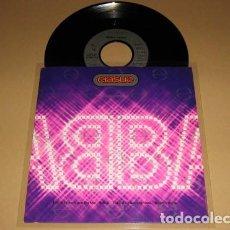 Discos de vinilo: ERASURE - ABBA-ESQUE - TAKE A CHANGE ON ME - SINGLE - 1992. Lote 112237995