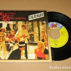 Vinyl records - ELECTRIC LIGHT ORCHESTRA - TWILIGHT - SINGLE - 1981 - 112239231