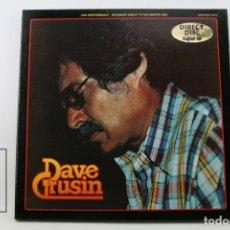 Dischi in vinile: DISCO DE VINILO - DAVE GRUSIN DISCOVERED AGAIN - SHEFFIELD LAB, USA - 1976. Lote 112239759