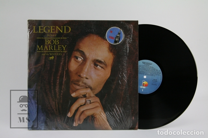 Discos de vinilo: Disco De Vinilo - Bob Marley And The Wailers / Legend - Island - 1984 - Foto 1 - 112240968