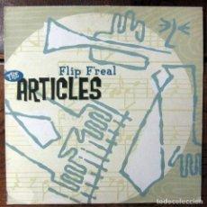Vinyl-Schallplatten - THE ARTICLES - FLIP F'REAL - 1998 - REGGAE, SKA - 112251743