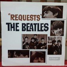Discos de vinilo: BEATLES - REQUESTS- EP- ORIGINAL- AUSTRALIA - RARO - INMACULADO- PAUL MCCARTNEY- JOHN LENNON. Lote 112260683