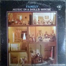 Discos de vinilo - Family. Music in a doll's house. Reprise, USA 1968 LP - 112269375