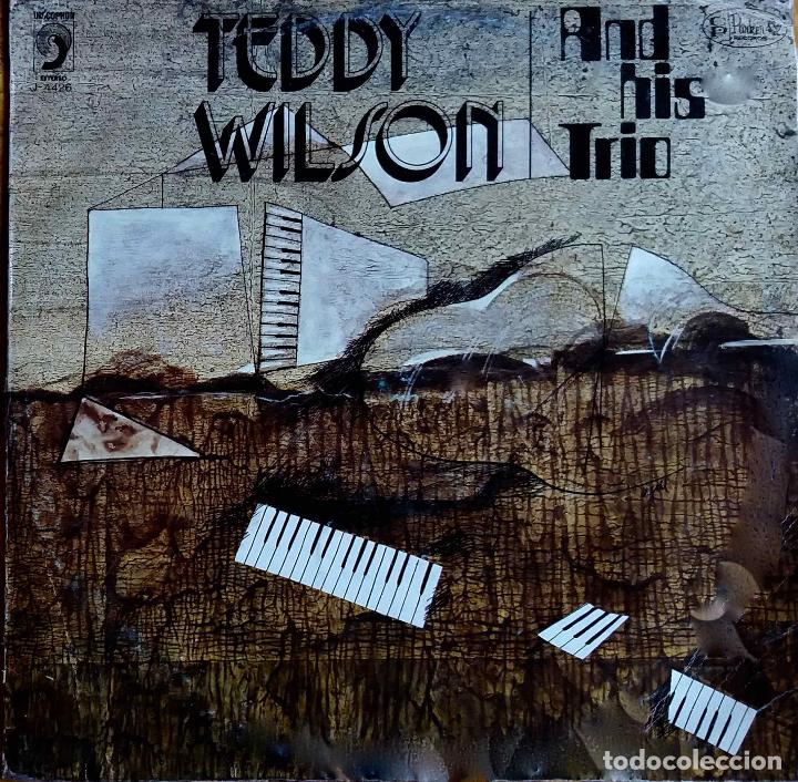 TEDDY WILSON. ON TOUR WITH. LP ESPAÑA. (Música - Discos - LP Vinilo - Jazz, Jazz-Rock, Blues y R&B)