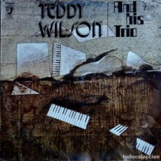 Discos de vinilo: TEDDY WILSON. ON TOUR WITH. LP ESPAÑA.. Lote 112292287