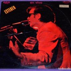 Discos de vinilo: DISCO VINILO LP. JOSÉ FELICIANO. EN VIVO.. Lote 114419574