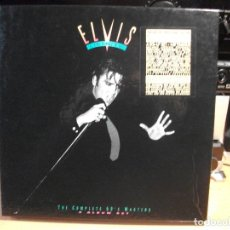 Discos de vinilo: ELVIS PRESLEY THE COMPLETE 50'S MASTERS BOX/LP GERMANY 1992 PEPETO TOP . Lote 112301735