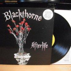 Discos de vinilo: BLACKTHORNE AFTERLIFE LP UK 1993 PEPETO TOP . Lote 112303983