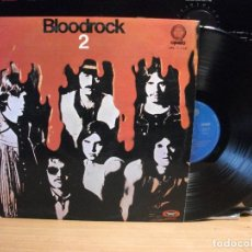 Discos de vinilo: BLOODROCK BLOODROCK 2 LP SPAIN 1971 PEPETO TOP . Lote 112305351