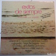 Discos de vinilo: LP. EXITOS DE SIEMPRE. VARIOS ARTISTAS. Lote 184105928