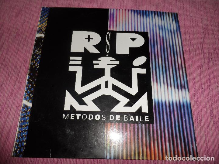 RSP - METODOS DE BAILE (RECOPILATORIO) (Música - Discos - LP Vinilo - Disco y Dance)