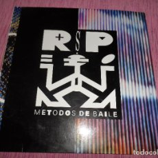 Discos de vinilo: RSP - METODOS DE BAILE (RECOPILATORIO). Lote 112329403