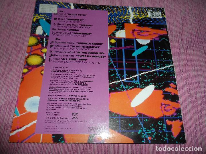 Discos de vinilo: RSP - METODOS DE BAILE (RECOPILATORIO) - Foto 2 - 112329403