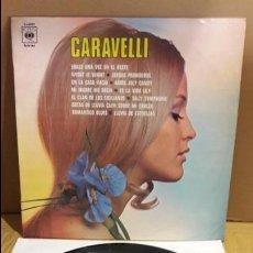 Discos de vinilo: CARAVELLI / MISMO TÍTULO / LP - CBS - 1970 / LIGERAS MARCAS / ***/**. Lote 112349055