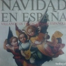 Discos de vinilo: 4 LP DE VILLANCICOS ESPAÑOLES E IBEROAMERICANOS. . Lote 112358015