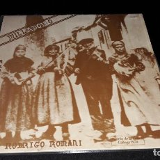 Discos de vinilo: MILLADOIRO 1ER LP ZAFIRO LM-1088 MUY BUEN ESTADO. Lote 112361023