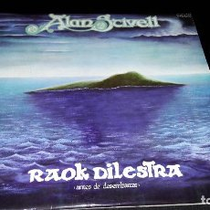 Discos de vinilo: ALAAN STIVELL - RAOK DILESTRA BUEN ESTADO BS - 32111. Lote 112361803