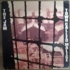 Discos de vinil: THE JAM. TOWN CALLED MALICE/ PRECIOUS. POLYDOR, UK 1982 SINGLE. Lote 112370399