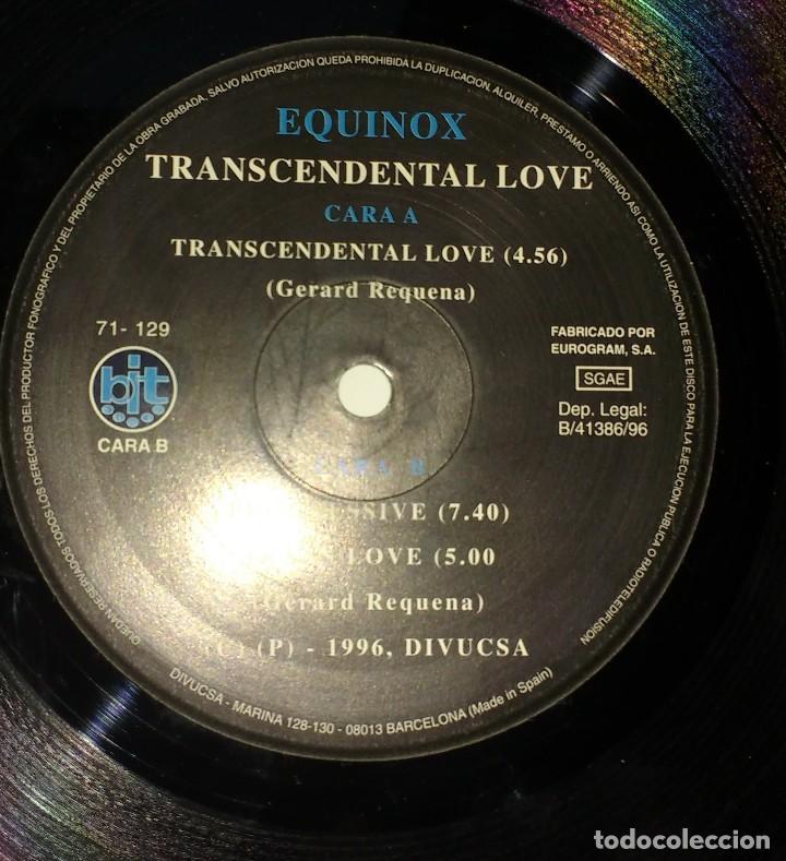 Discos de vinilo: Equinox – Transcendental Love - Foto 5 - 112374651