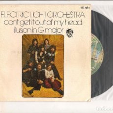 Discos de vinilo: ELECTRIC LIGHT ORCHESTRA CAN'T GET IT OUT OF MY HEAD WARNER BROS RECORDS 1975. Lote 112385615