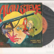 Discos de vinilo: ALAN STEVE HONEY BABY EGG 1969. Lote 112389295