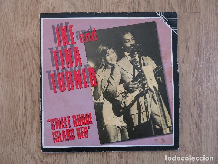 LP IKE AND TINA TURNER SWEET RHODE ISLAND RED ARETHA FRANKLIN STAPLE SINGLERS SOUL FUNK (Música - Discos - Singles Vinilo - Funk, Soul y Black Music)