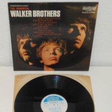 Discos de vinilo: THE IMMORTAL WALKER BROTHERS LP UK 1960S COMPILATION SCOTT WALKER VINYL. Lote 112424807