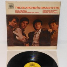 Discos de vinilo: THE SEARCHERS SMASH HITS 1966 UK LP ORIGINAL MONO MARBLE ARCH MAL 640 MERSEYBEAT. Lote 112425079