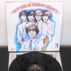 Discos de vinilo: BOTH SIDES OF HERMAN'S HERMITS 1966 LP ORIGINAL USA MGM E-4386. Lote 112426835