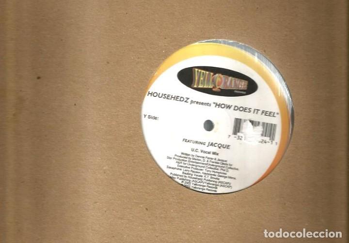 Discos de vinilo: 14 MAXIS & SINGLES 12 PULGADAS ( TECHNO, TECH HOUSE, ELECTRONIC, ELECTRO, DISCO, HOUSE ETC - Foto 8 - 112427143