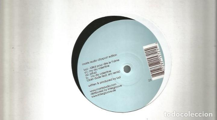 Discos de vinilo: 14 MAXIS & SINGLES 12 PULGADAS ( TECHNO, TECH HOUSE, ELECTRONIC, ELECTRO, DISCO, HOUSE ETC - Foto 11 - 112427143