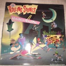 Discos de vinilo: THE ROLLING STONES (HARLEM SHUFFLE). Lote 112429603