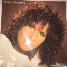 Discos de vinilo: DISCO BARBRA STREISAND (MEMORIES). Lote 112430111