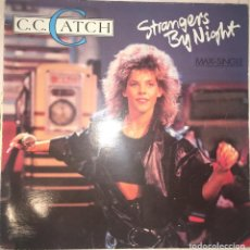 Discos de vinilo: C.C. CATCH (STRANGER BY NIGHT). Lote 112430767