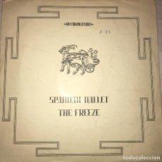 Discos de vinilo: SPANDAU BALLET (THE FREEZE). Lote 112431607